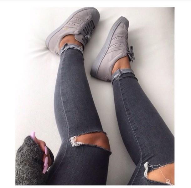 adidas shoes jeans grey adidas superstars velvet adidas shoes