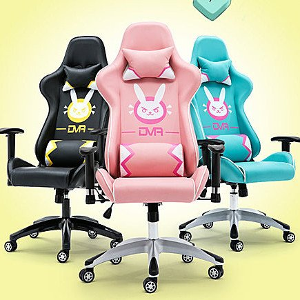 Pre Order Overwatch D Va Dva Bunny Gaming Chair Sd02353