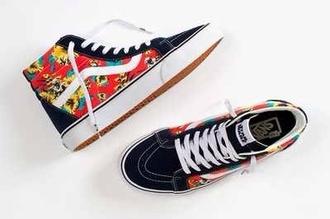 shoes vans star wars