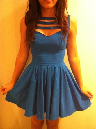 dress blue dress short dress skater dress cut-out dress hipster hipster dress classic classic dress cute dress summer dress spring dress casual dres