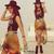 ROMWE | Mysterious Universe Tulip Skirt, The Latest Street Fashion
