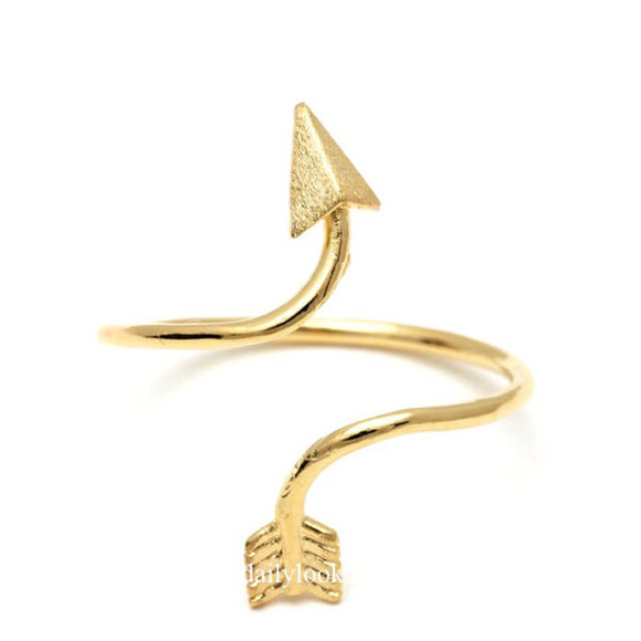 jewels arrow ring adjustable arrow ring arrow arrow jewelry man ring knuckle ring stretch ring funky ring pinky ring