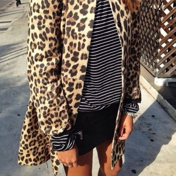 Shop leopard print jacket at Neiman Marcus, where you will find free shipping on the latest in fashion from top designers.