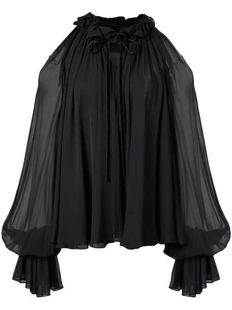Jonathan Simkhai blouse women silk top