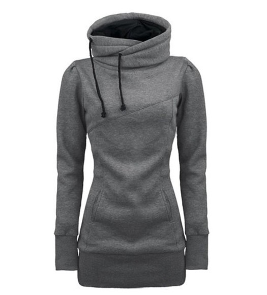 top lovely pepa hoodie hoodie coat want want want long sleeve dress long sleeves adorable cute dress cute sweaters cute top gray hoodie gray t-shirts