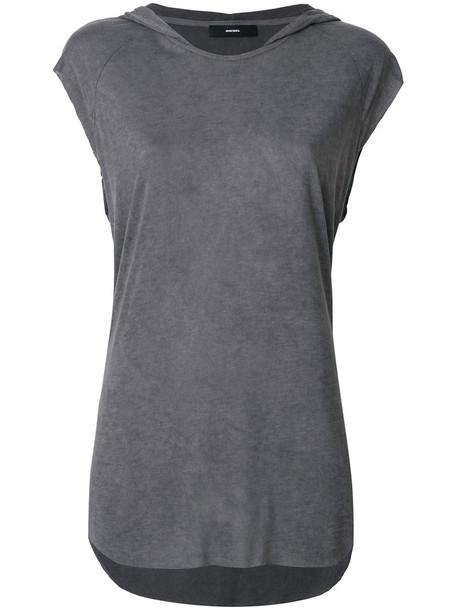 Diesel top women grey