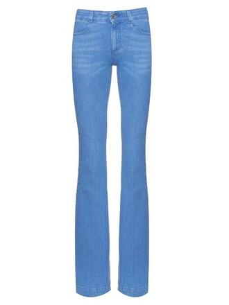 jeans high denim