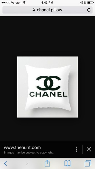 home accessory chanel pillow accessory home decor
