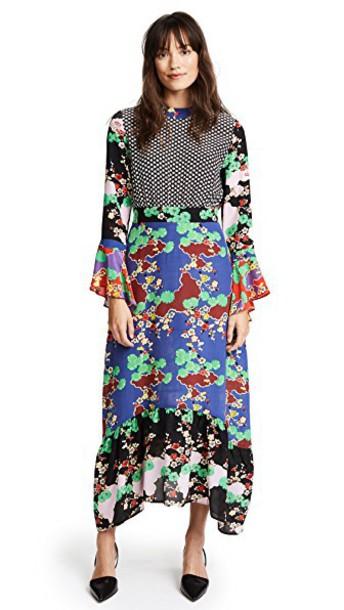 RIXO London dress mini cherry