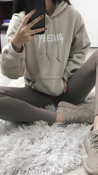 sweater yeezus
