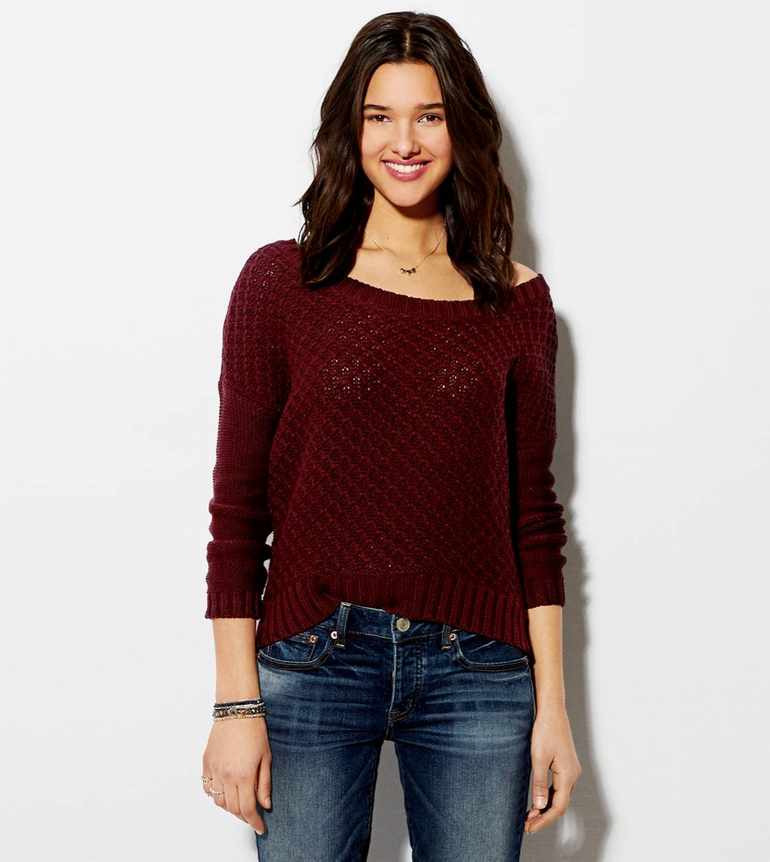AE Chunky Sweater | American Eagle Outfitters