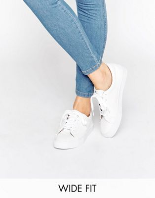ASOS DIAZ Lace Up Sneakers at asos.com