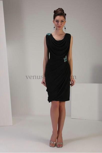 dress formal dress party dress black dress