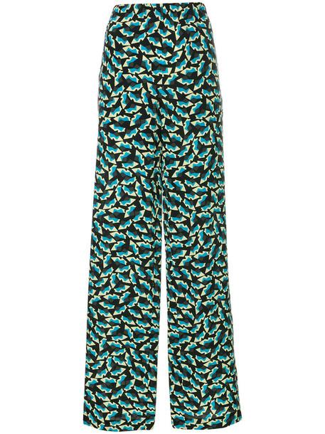 MARNI high women silk pants