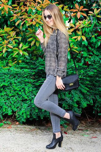heels on gasoline blogger top shoes bag jewels