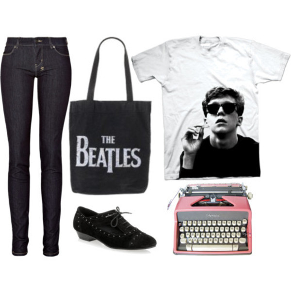 shirt grunge 80s style 90s style black and white soft grunge the breakfast club cardigan bag aztek sweater