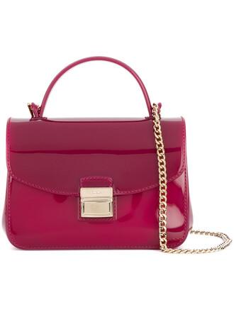 women candy bag crossbody bag purple pink