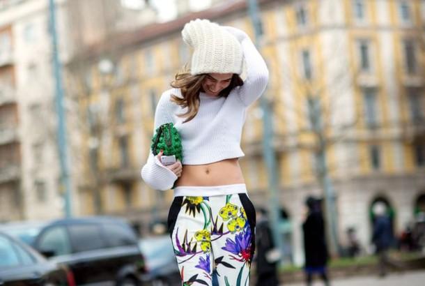 pants print so beautiful