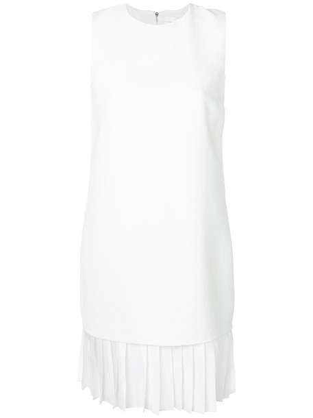 Victoria Victoria Beckham dress pleated women white