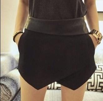 shorts black fashion short jeans elegant nice patterb nice pattern alternative elegance summer summer outfits