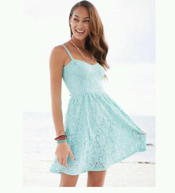 ShopSimple.com-product-Mint-Strappy-Lace-Dress-p3964452392