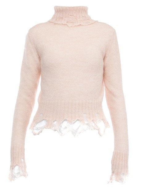 MARCOBOLOGNA sweater wool sweater wool pink