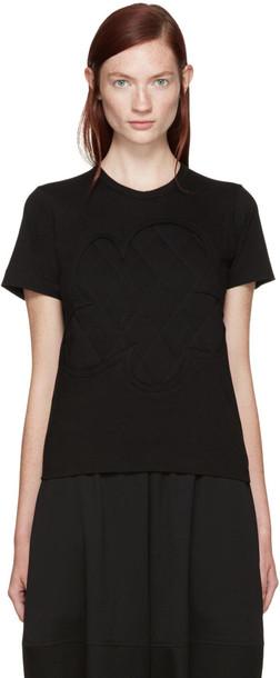 Comme Des Garçons Black Cloud T-shirt