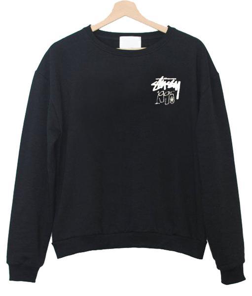 stussy 1995 sweatshirt