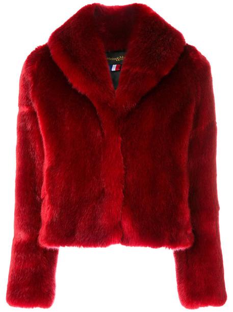 La Seine & Moi jacket women red