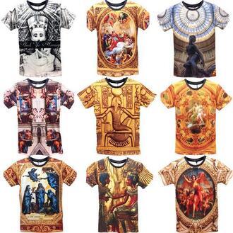t-shirt unisex pray for paris dope swag trill menswear