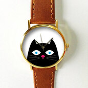 jewels,watch,handmade,style,fashion,vintage,etsy,freeforme,summer,spring,gift ideas,new,love,hot,trendy,fall outfits,back to school,cats,animal,pet,black,peeping