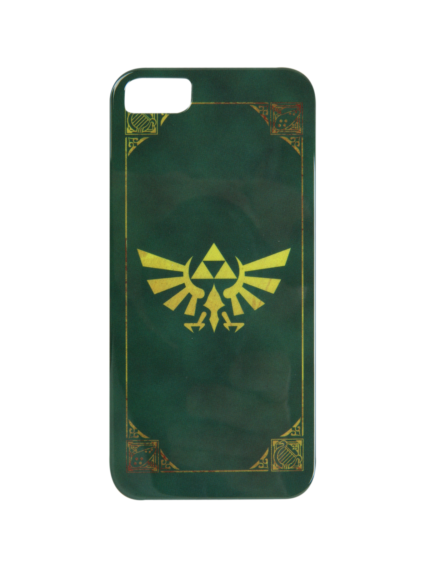 Nintendo The Legend Of Zelda Triforce iPhone 5/5S Case | Hot Topic