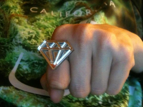 jewels jewelry diamonds ring sweatshirt california top shirt