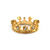 CRYSTAL CROWN RING - Rings & Tings | Online fashion store | Shop the latest trends