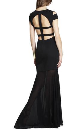 Ava Cutout Gown | BCBG