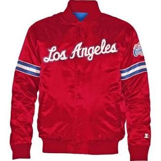 jacket red jacket