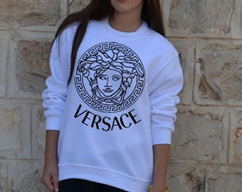 Popular items for versace sweatshirt on Etsy