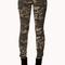Camo skinny jeans | forever21 - 2047479976