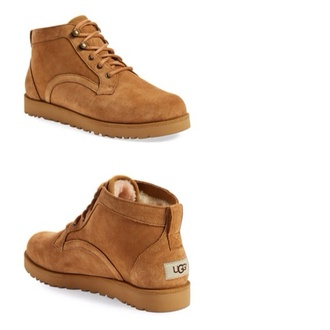 shoes ugg boots chestnut ugg boots boots with laces suede boots women fall outfits fall colors winter outfits comfy