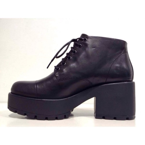 shoes black black shoes platform shoes platform shoes black high heels stylish fashion hipster hippie indie swag