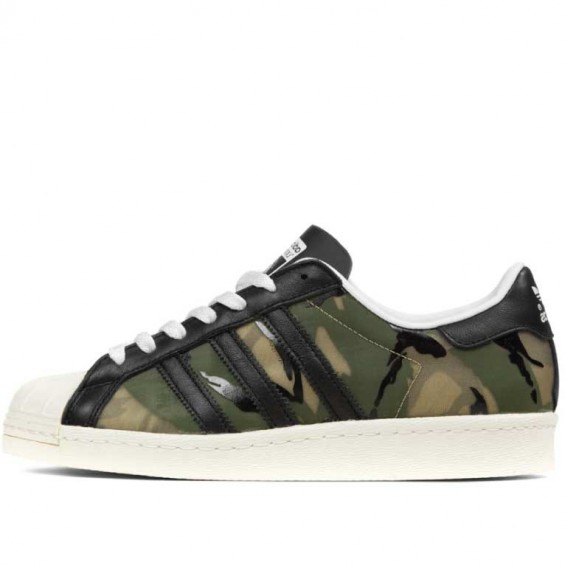 BOOGZEL | Camouflage Sneakers