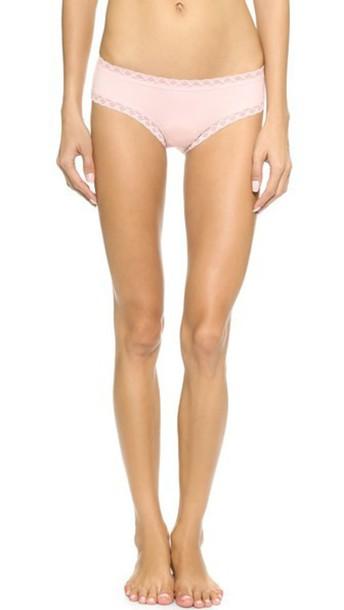 Natori girl cotton pink underwear