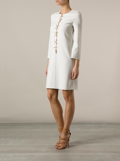 Michael Kors Cross Zip Dress - Twentyone St. Johns Wood - Farfetch.com