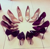 shoes,black heels,white heels,gold heels,high heels