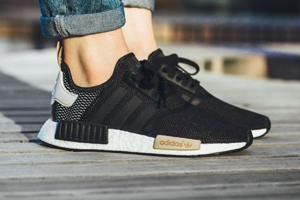 1932a0fd5fb04 shoes adidas nmd nmd white nude adidas adidas shoes adidas originals  nmdrunner nmd adidas black black
