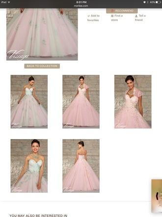 dress quinceañera dresses