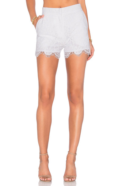 Lover shorts white