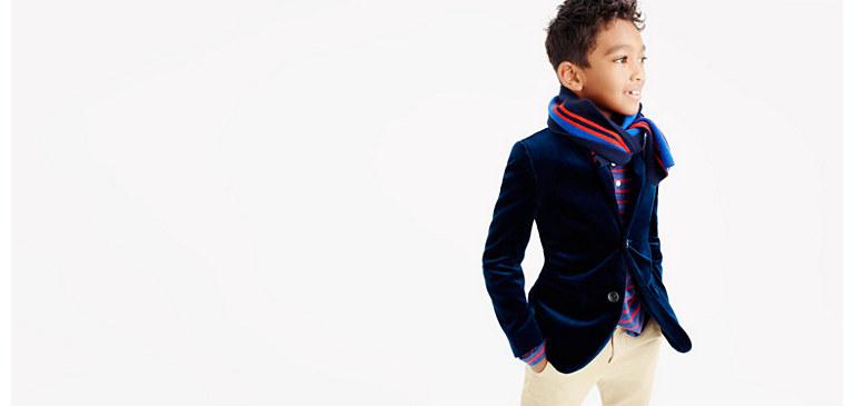 Jackets & Blazers : Boys' Sportcoats & Vests | J.Crew