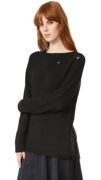 Marc Jacobs sweater black