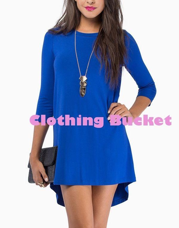 tunic tunic dress blue dress long sleeve dress mini dress mini gypsy indie beach bohemian vintage high-low dresses